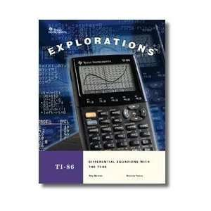 DIFFERENTIAL EQUATIONS W/ TI86 Electronics