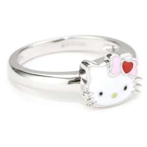Hello Kitty by Simmons Jewelry Co. Heart Love Bow Hello Kitty