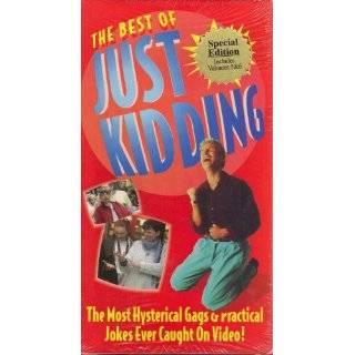 Just Kidding Censored in America [VHS] Just Kidding
