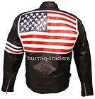 Easy Rider Peter Fonda Captain America 100% Genuine Leather Jacket