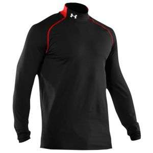 Under Armour Coldgear Fitted Team Mock   Mens   Training   Clothing