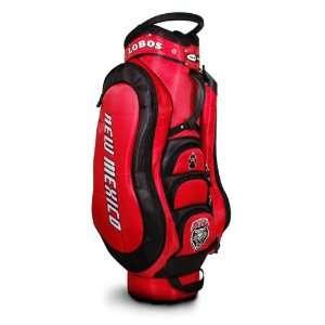 New Mexico Lobos Medalist Golf Cart Bag by Team Golf