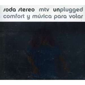 Comfort Y Musica Para Volar Soda Stereo Music