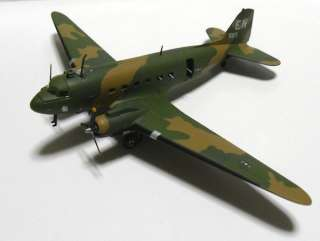 Collection #4 USAF AC 47D SPOOKY Gunship   Ideal Size for Wargaming