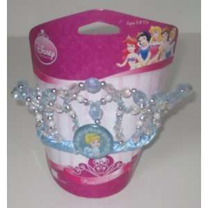 Disney Princess Tiara   Cinderella Toys & Games