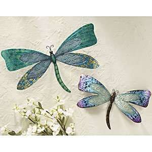 Large Dragonfly Wall Art
