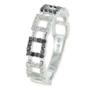 White Gold Diamond Rings Diamond quality AA (I1 I2 clarity, G I color
