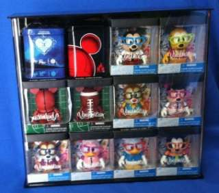 Mount Acrylic Display Case For Boxed Sets Tron/Flags/NBC/animal