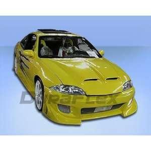 2000 2002 Chevrolet Cavalier Blits Front Bumper