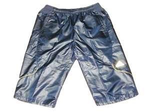 Adidas Climacool Cal Surf Shiny Nylon Tracksuit Bottoms Pants Shorts