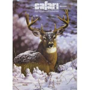 safari, September/October 2006, (Volume 32): Safari Club International