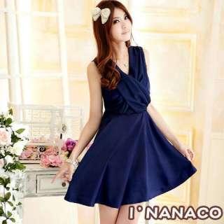 Fashion new Romantic ladies chiffon dress(2 color)