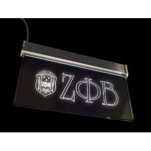 Zeta Phi Beta Neon Sign: Everything Else