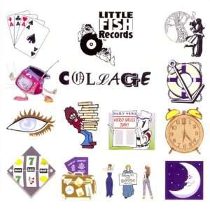 Collage Little Fish Sampler Various Artists Music
