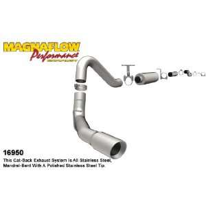 MagnaFlow Performance Exhaust Kits   2005 Ford F 250 Super