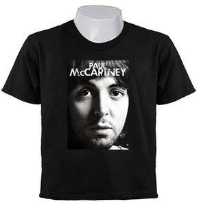 Paul McCartney, T SHIRT, most successful musician and composer