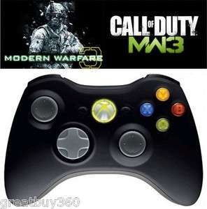 JITTER RAPID FIRE MODDED 5 MODE Black CONTROLLER FOR MW3 MW2 BLACK OPS