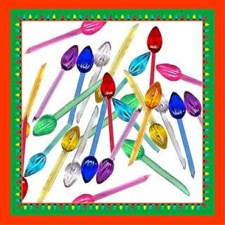 CERAMIC CHRISTMAS TREE 50 MINI TWIST PIN LIGHTS BULBS