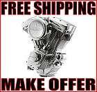 NEW REVTECH 110 NATURAL & CHROME ENGINE MOTOR HARLEY SOFTAIL