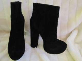 BEBE SHOES sandals HEELS Platform boots ALICE BLACK 181694