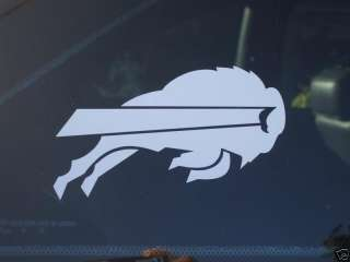 Buffalo Bills Large Vinyl Decal Sticker 14.5 x 9.8