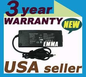 90W Laptop Power Cord Charger 4 Gateway MD2614 MD2614u