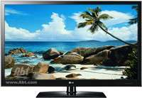 LG 47 3D LED Black Flat Screen LCD HDTV Blu