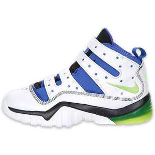 NIKE ZOOM SHARKLEY Mens White Volt Basketball Shoes Size 9 New in Box
