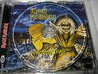 IRON MAIDEN Life After Death PICTURE DISC LP NEW