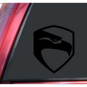G.I. Joe / GI Joe Movie Logo Vinyl Decal Sticker   Black