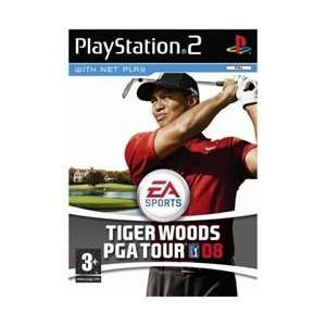 Tiger Woods PGA Tour 08 Video Games