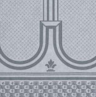 Decorative Dado Scroll Paintable Wallpaper Border 1804