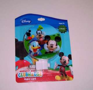 MICKEY MOUSE NIGHT LIGHTS toys gifts prizes kids favors