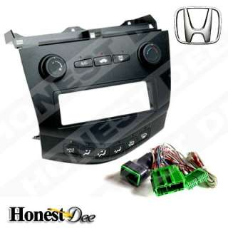 03 07 HONDA ACCORD RADIO INSTALL STEREO DASH KIT COMBO