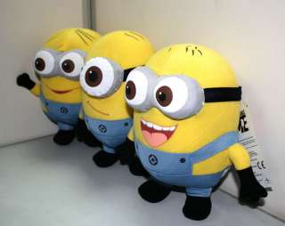 Despicable Me 3pcs Minions plush toy NEW~~Tag~~