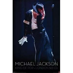 Michael Jackson   King of Pop   Glove by Unknown 22x34
