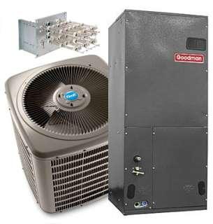 Ton 13 Seer R410a Heat Pump Split System