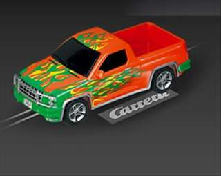 Carrera GO Slot Car Pickup Truck Wild Orange [61200]