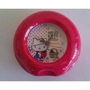 Hello Kitty Alarm Clock (Red)