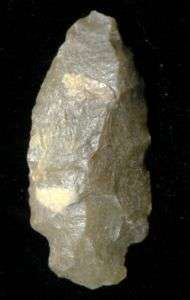 Old Ancient Indian Artifact Chert Arrowhead CA