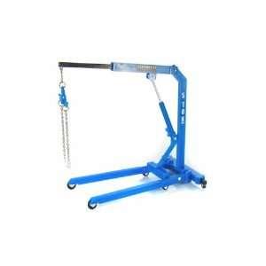 Engine Hoist 1/24 Blue Toys & Games
