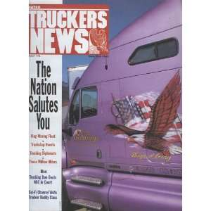 NATSO Truckers News, August 1998: various authors: Books