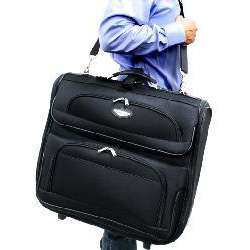 Travelers Choice Amsterdam Business Wheeled Garment Bag