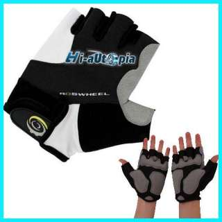 NEW Cycling Bike Bicycle Half Finger Gloves 3 Color LXL