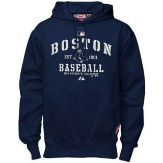 Boston Red Sox Classic Therma Base Hooded Sweatshirt Hoody