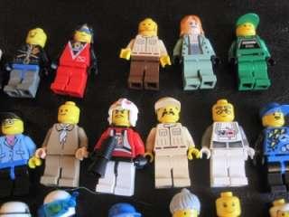 LEGO   MINIFIGURES + accessories   BIG BULK LOT   minifigs Men People