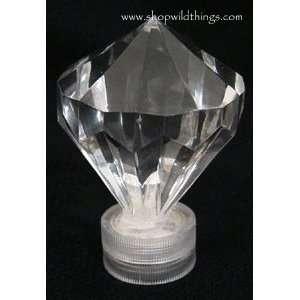 Diamond LED Light   White   Waterproof, Battery Operated