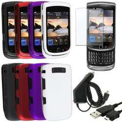 Cases/ Screen Protector/ Charger/ USB Cable for BlackBerry Torch 9800