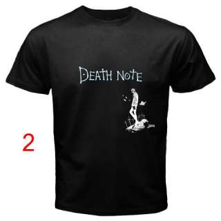 NEW DEATH NOTE ANIME MANGA T SHIRT S 3XL