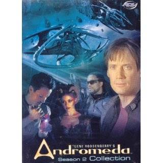 Andromeda   Season 3 Collection Kevin Sorbo, Lisa Ryder